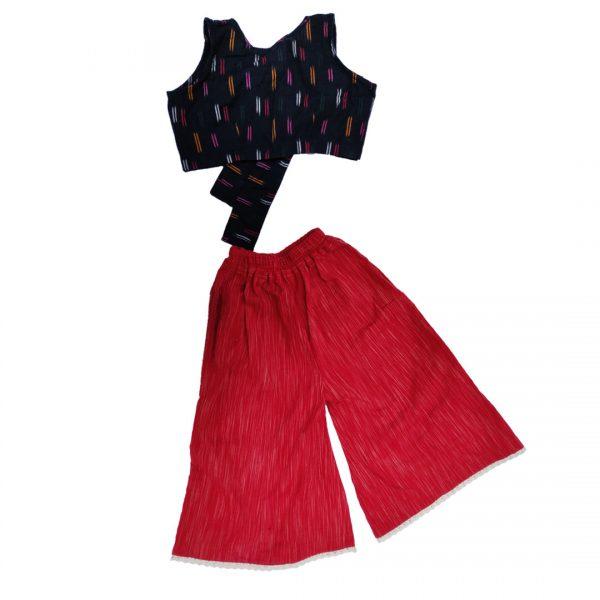 black red jogger